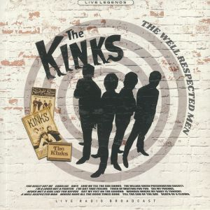 KINKS, The - The Well Respected Men: Live!