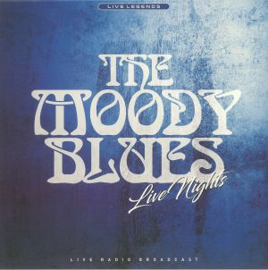 MOODY BLUES, The - Live Nights