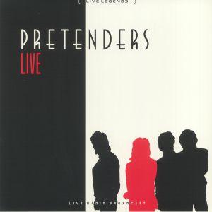PRETENDERS, The - Live