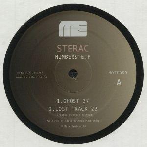 STERAC - Numbers EP