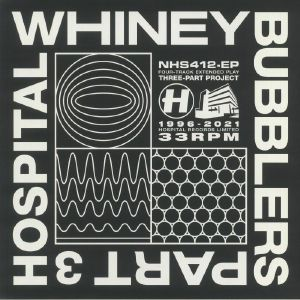 WHINEY - Bubblers Part 3 (B-STOCK)