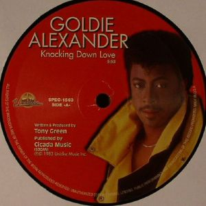 ALEXANDER, Goldie - Knocking Down Love (B-STOCK)