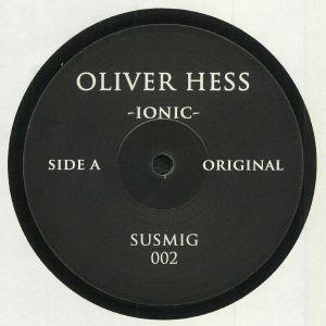 HESS, Oliver - Ionic