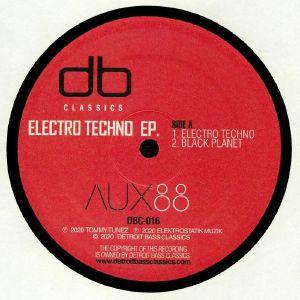 AUX88 - Electro Techno EP (B-STOCK)