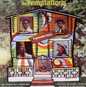 TEMPTATIONS, The - Psychedelic Shack (B-STOCK)