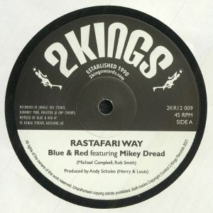 BLUE & RED feat MIKEY DREAD - Rastafari Way