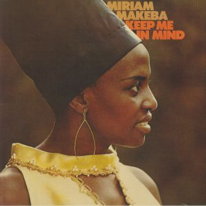 MAKEBA, Miriam - Keep Me In Mind (reissue)