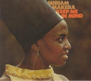 MAKEBA, Miriam - Keep Me In Mind (remastered)