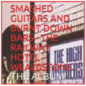 VARIOUS - Smashed Guitars & Burnt Down Bars (Record Store Day RSD 2021)