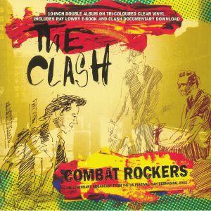 CLASH, The - Combat Rockers: The Legendary Broadcast From The US Festival San Bernadino 1983