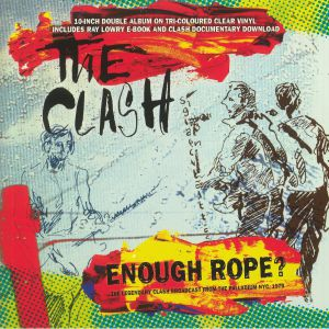 CLASH, The - Enough Rope?
