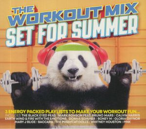 VARIOUS - The Workout Mix: Set For Summer