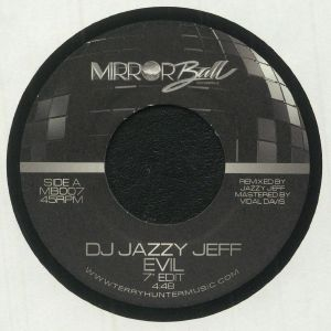 Dj Jazzy Jeff - Evil