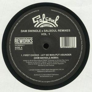 FIRST CHOICE/KEBEKELEKTRIK - Dam Swindle & Salsoul Remixes Vol 1