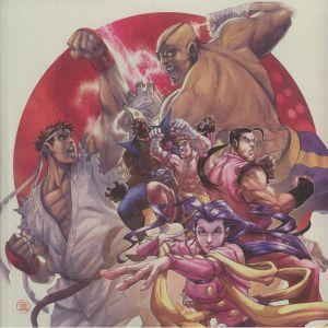 CAPCOM SOUND TEAM - Street Fighter Alpha: Warriors' Dreams (Soundtrack)