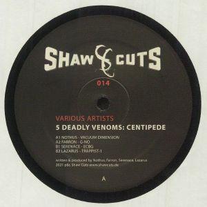 NOTHUS/FARRON/SERENACE/LAZARUS - 5 Deadly Venoms: Centipede