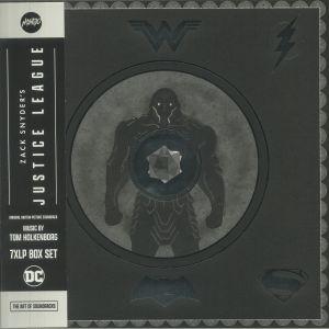 HOLKENBORG, Tom - Zack Snyder's Justice League (Soundtrack)
