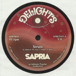 SAPRIA - Strain