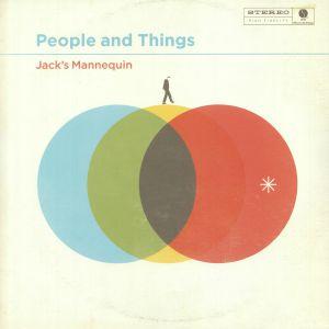 JACK'S MANNEQUIN - People & Things (reissue)