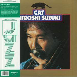 SUZUKI, Hiroshi - Cat (half speed remastered)