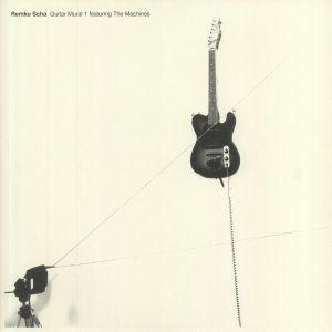 SCHA, Remko feat THE MACHINES - Guitar Mural 1 (reissue)