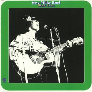 STEVE MILLER BAND - Rock Love (B-STOCK)