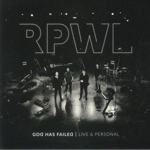 RPWL - God Has Failed: Live & Personal