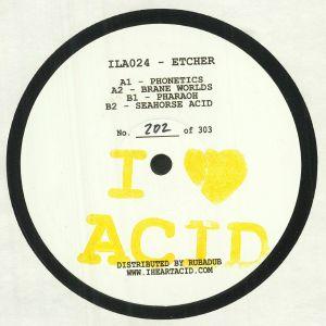 ETCHER - I Love Acid Twenty Four