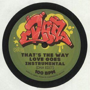 DJ DSK - DNA Edits Instrumentals Vol 3