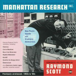 SCOTT, Raymond - Manhattan Research Inc (reissue) (B-STOCK)