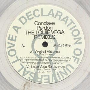 CONCLAVE - Perdon: The Louie Vega Remixes (repress)