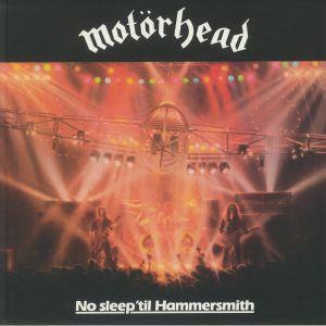 MOTORHEAD - No Sleep Til Hammersmith (40th Anniversary Edition)