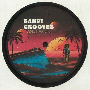 DEN ISHU/SOULD OUT/THE FUNK DISTRICT/MONSIEUR VAN PRATT/JAMES ROD/JULIAN SANZA - Sandy Grooves Vol 1: Part 2