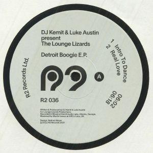 DJ KEMIT/LUKE AUSTIN present THE LOUNGE LIZARDS - Detroit Boogie EP