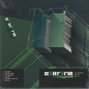 PARISIO, Gaetano/THE ADVENT/GAETEK - Conform Re Touched Series Vol II (B-STOCK)