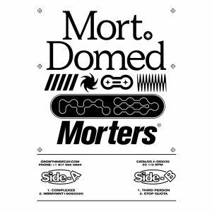 MORT DOMED - Morters