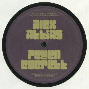 ATTIAS, Alex/PEVEN EVERETT - Love Dimension (B-STOCK)