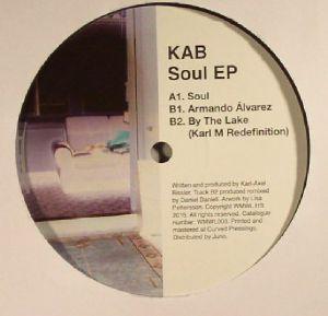KAB - Soul EP (B-STOCK)