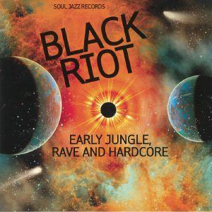 VARIOUS - Black Riot: Early Jungle Rave & Hardcore (B-STOCK)