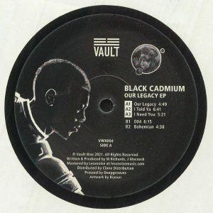 BLACK CADMIUM - Our Legacy