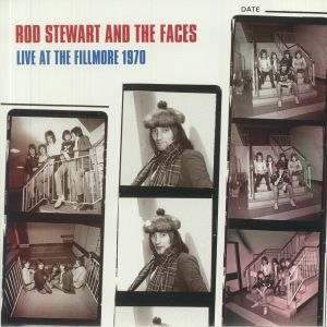 STEWART, Rod/THE FACES - Live At The Fillmore 1970