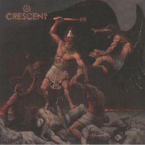 CRESCENT - CarvingThe Fires Of Akhet