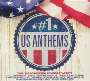 VARIOUS - #1 US Anthems