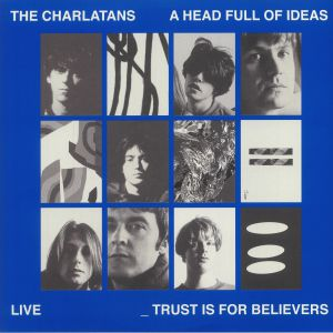 CHARLATANS, The - A Head Full Of Ideas (Deluxe Edition)
