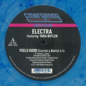 ELECTRA feat TARA BUTLER - Feels Good (Carrots & Beets)