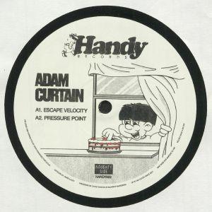 CURTAIN, Adam - Escape Velocity