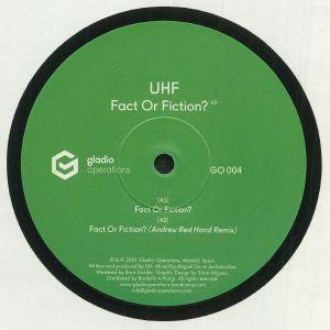 UHF - Fact Or Fiction? EP