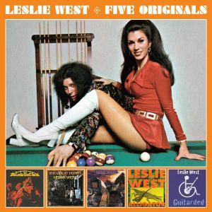 WEST, Leslie - 5 Originals