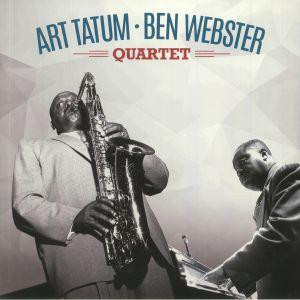 ART TATUM/BEN WEBSTER - Art Tatum & Ben Webster Quartet