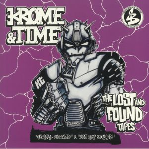 KROME & TIME - Lost & Found Tapes